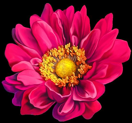 550x513 Tubes Fleurs Flowers Clip Art, Decoupage And Scrap