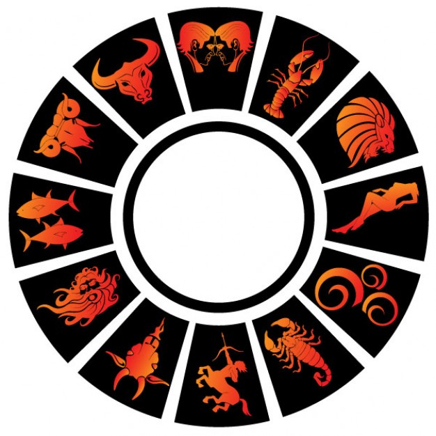 626x626 Zodiac Signs Vector Clip Art Vector Free Download