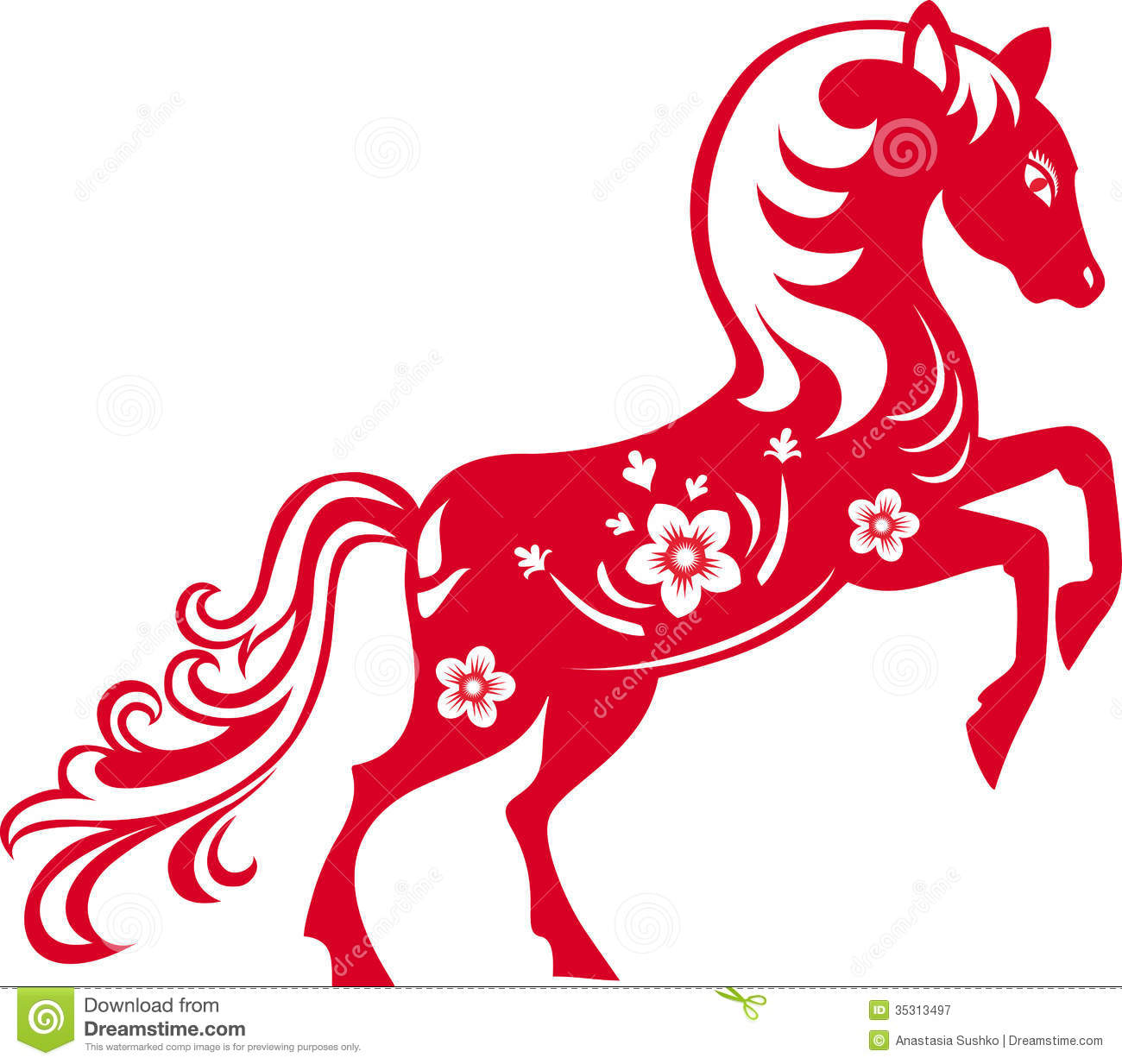 1300x1233 Year Of The Horse Clip Art Horse Zodiac Symbol Year Chinese Paper