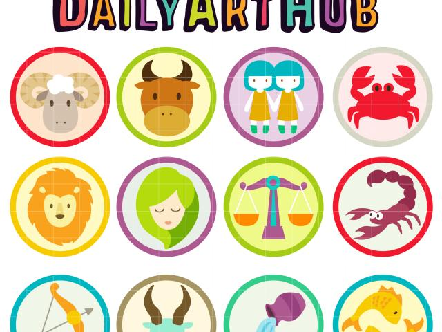 zodiac signs clipart at getdrawings com free for personal use rh getdrawings com zodiac clip art free images zodiac clipart symbols
