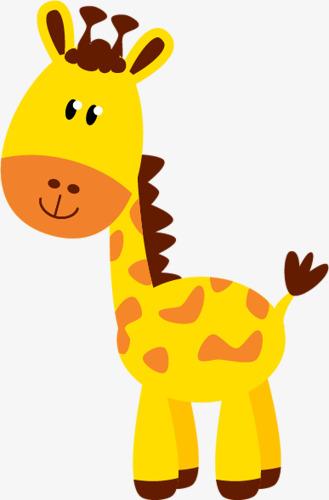 329x500 Cute Giraffe, Zoo, Animal Giraffe, Cartoon Giraffe Png Image