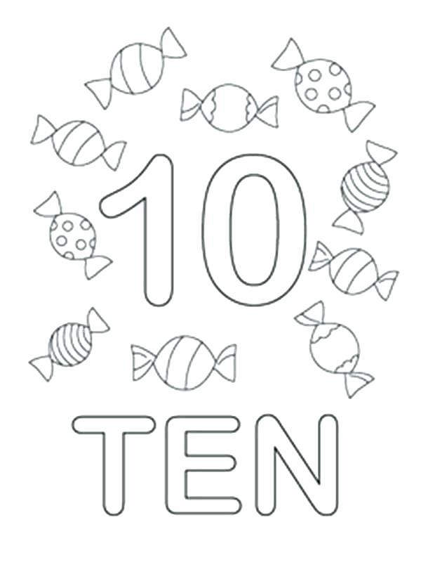 600x807 Number Coloring Page Number One Coloring Page Number Dad