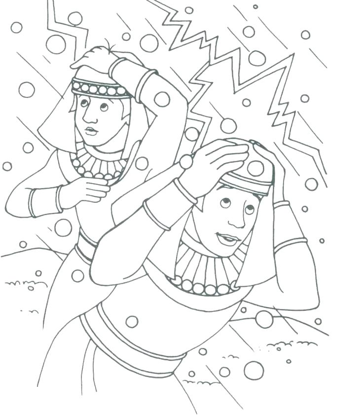 736x845 Plagues Of Egypt Coloring Pages Coloring Pages Coloring Page