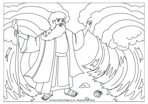 480x339 Plagues Of Egypt Coloring Pages Colouring Pages In The Basket