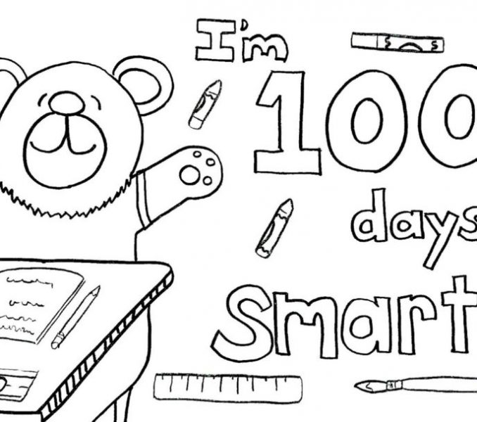678x600 Day Of School Coloring Pages Day Of School Coloring