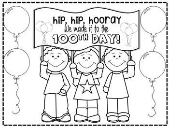 100 Day Coloring Pages at GetDrawings.com | Free for ...