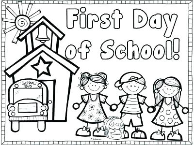 400x300 Day Coloring Pages Day Coloring Pages Day Of School Coloring