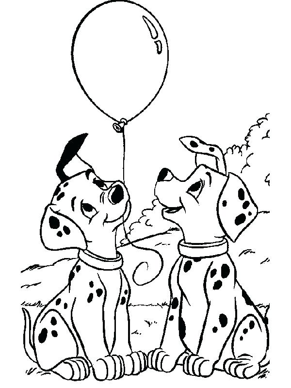 600x800 Dalmation Coloring Page Dalmations Coloring Pages Coloring