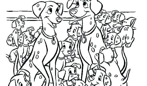 562x329 Dalmation Coloring Pages Coloring Pages Coloring Pages Dalmatians