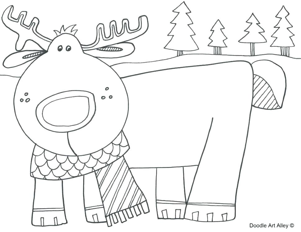 970x750 Days Of Christmas Coloring Pages Golden Rings Free Printable