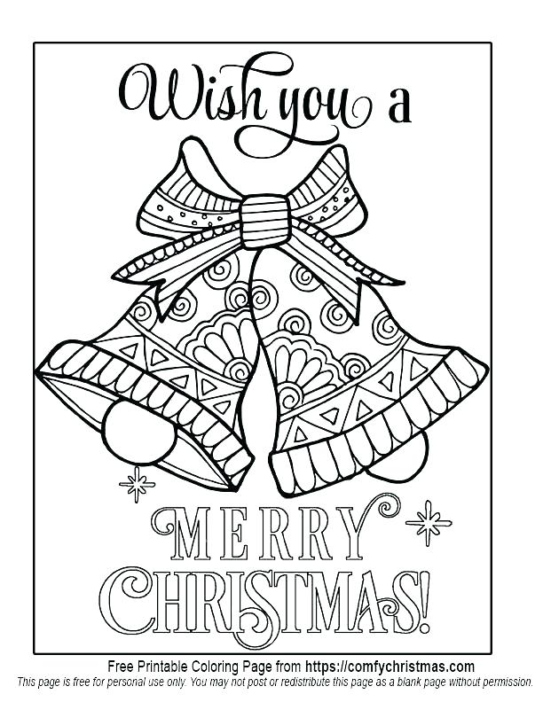 12 Days Of Christmas Coloring Pages Printable