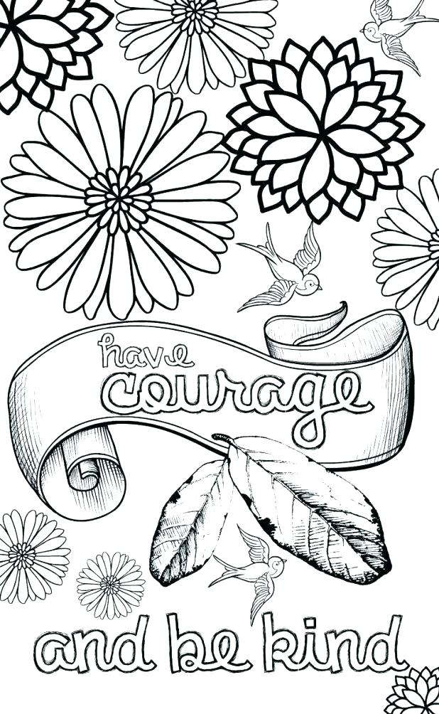 618x1004 Coloring Pages Inspired Grown Up Colouring Have Courage Abc