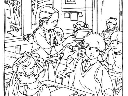 440x330 Colonial America Coloring Pages, Original Colonies Coloring