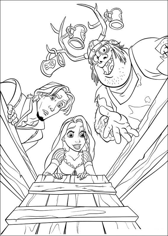 567x794 Maximus Coloring Pages