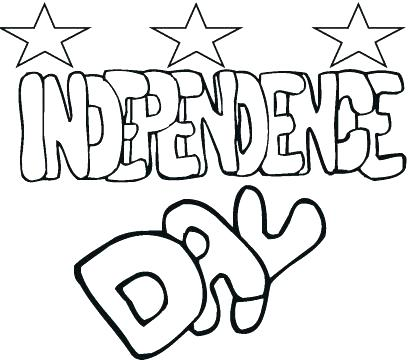 411x360 Mexican Independence Day Coloring Pages Independence Day Coloring