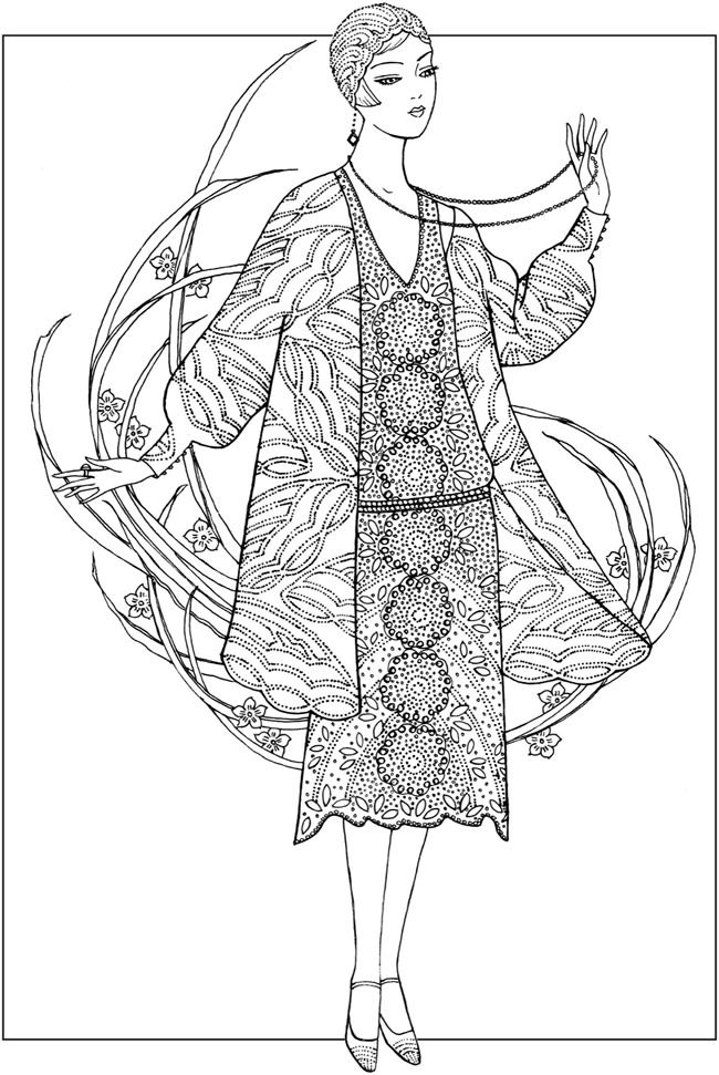 650x971 Best Creative Haven Coloring Pages
