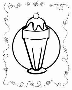 1950s Coloring Pages