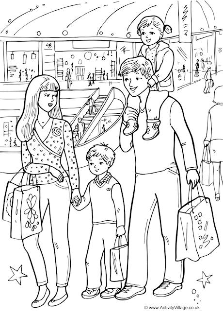 460x650 Decade Colouring Pages