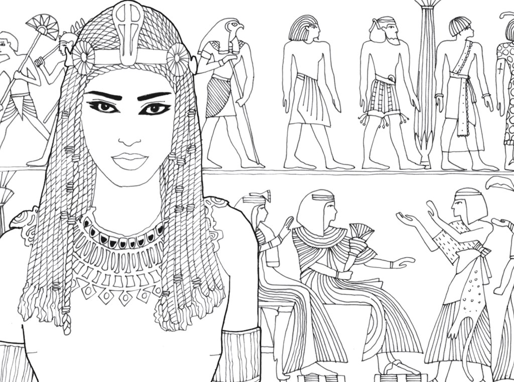 1024x761 Neoteric Ideas Fashion Coloring Pages Creative Haven Fabulous