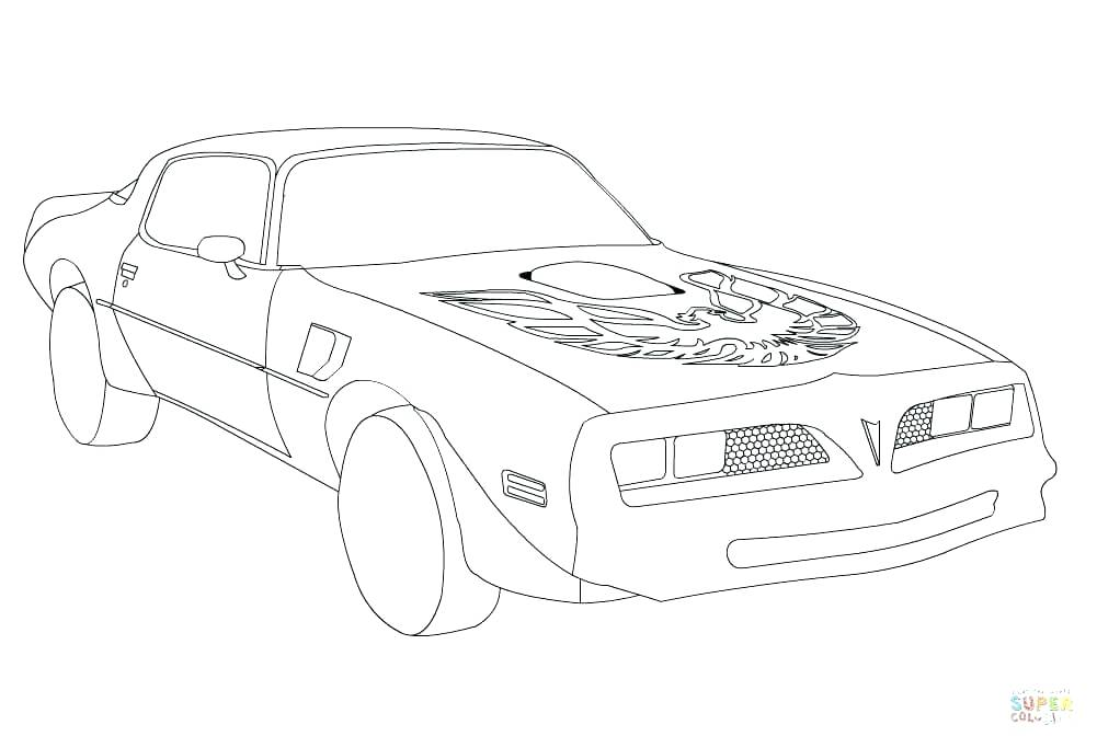1969 Dodge Charger Coloring Pages at GetDrawings.com | Free ...