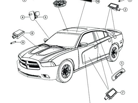 440x330 Dodge Charger Coloring Pages Dodge Charger Car Coloring Pages