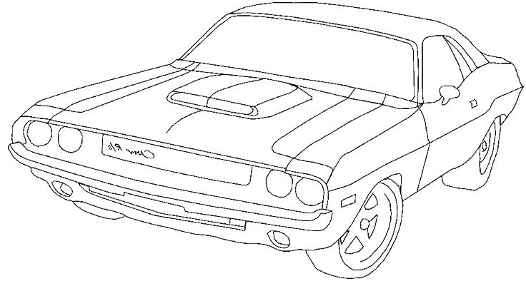 736x394 Chargers Coloring Pages Dodge Charger Car Coloring Pages