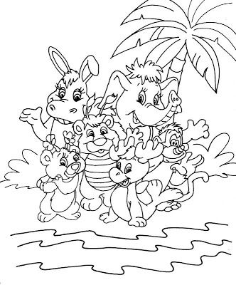332x400 Best Cartoons Colouring Pages!! Images