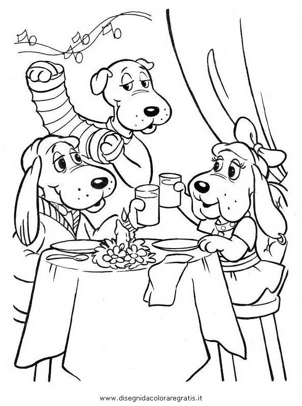 595x800 Pound Puppies Coloring Pages Pound Puppies