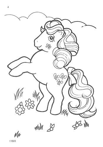 350x500 My Little Pony Coloring Pages