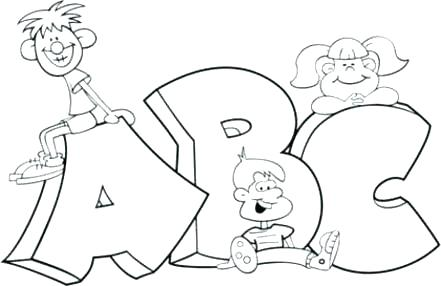 441x286 School Coloring Pages Coloring Pages First Day Of School Coloring