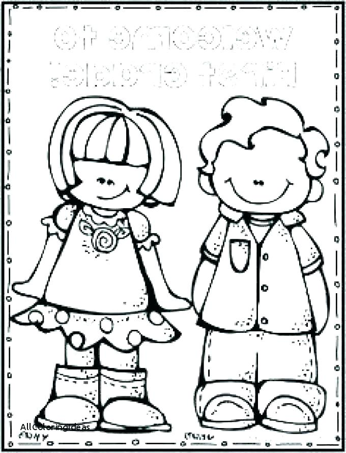680x890 Back To School Coloring Pages