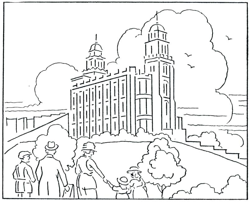 800x648 General Conference Coloring Pages General Conference Coloring