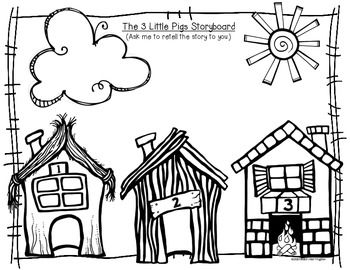 350x270 Little Pigs Coloring Cute Little Pigs Coloring Page