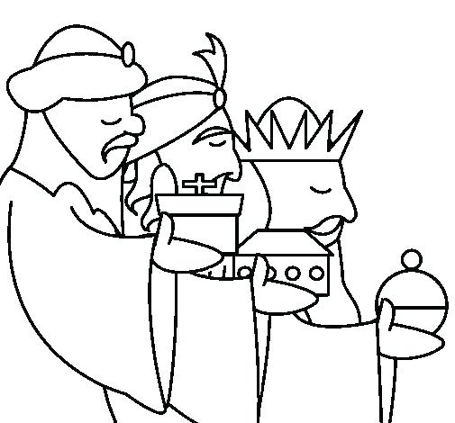 505x470 Three Wise Men Coloring Pages King Tut Coloring Pages Three Wise