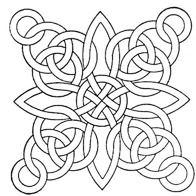630x630 Geometric Shapes Coloring Pages Printable Geometric Coloring Pages