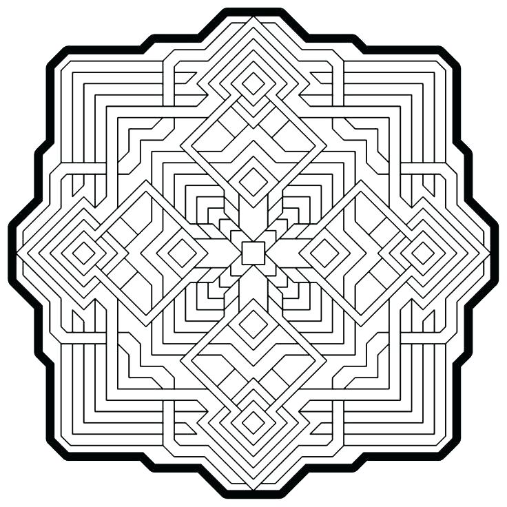 3d Coloring Pages Printable at GetDrawings.com | Free for personal ...