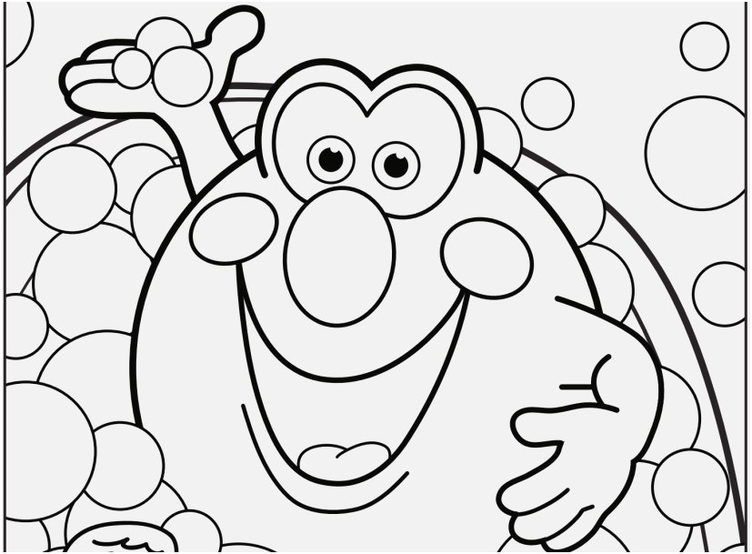 827x609 Printable Coloring Pages Footage Bath Time Coloring Pages