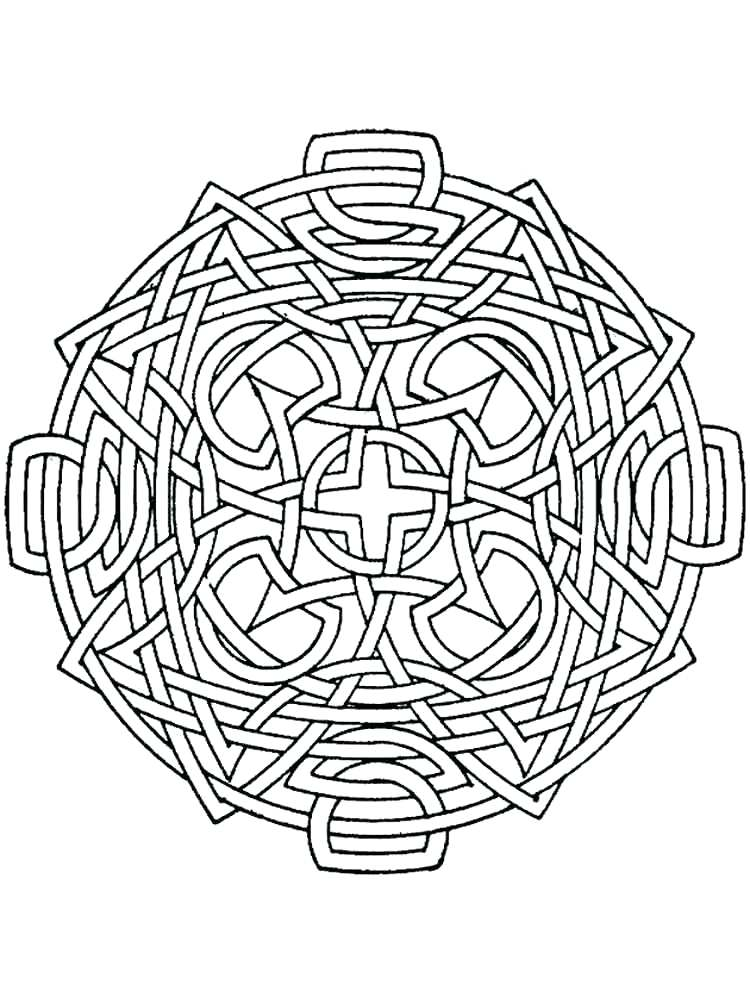 750x1000 Geometric Designs Coloring Pages Google Image Result