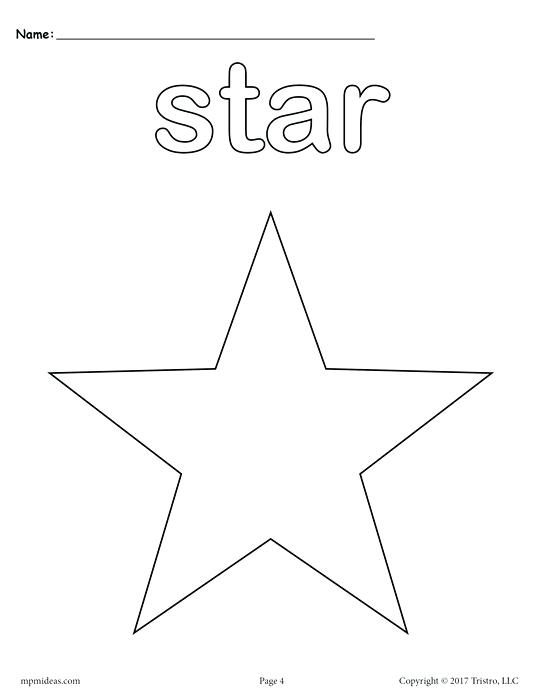 541x700 Famous Star Shape Coloring Page Illustration Ways To Use Coloring