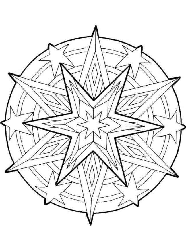 648x840 Best Mandala Images On Mandala Coloring, Mosaics