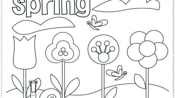 585x329 Grade Coloring Pages Third Grade