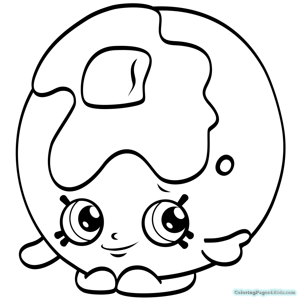 1024x1024 Awesome Shopkins Coloring Pages Page Of Shopkins Coloring