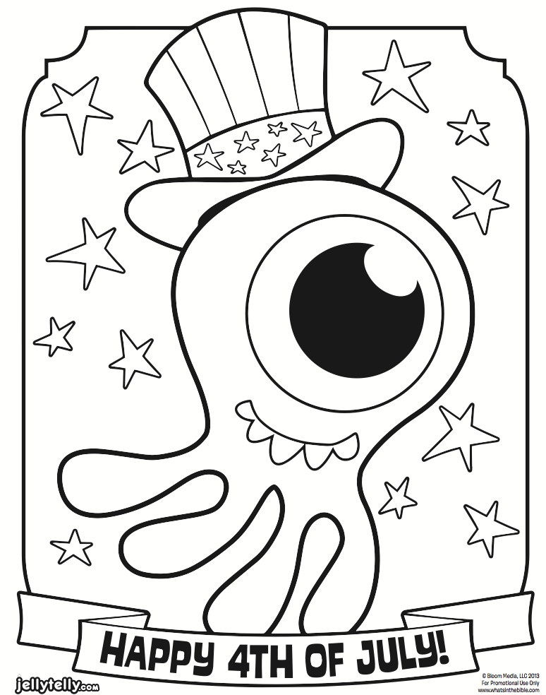 774x984 Fourth Of July Printable Coloring Pages Printable Coloring Page