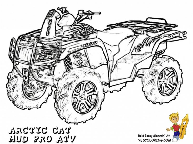 800x600 Amazing Decoration Wheeler Coloring Page Wonderful Four Wheeler