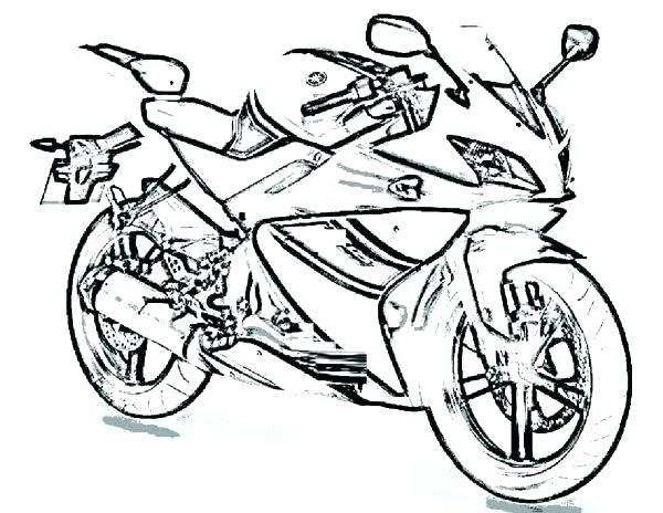 600x464 Four Wheeler Coloring Pages Four Wheeler Coloring Pages Free
