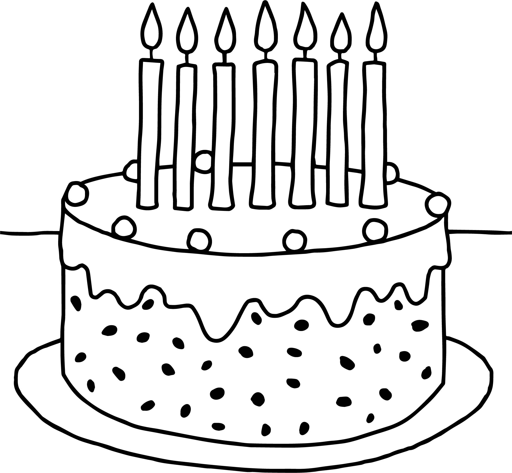 2060x1902 Free Printable Birthday Coloring Pages Barriee, Time For Birthday