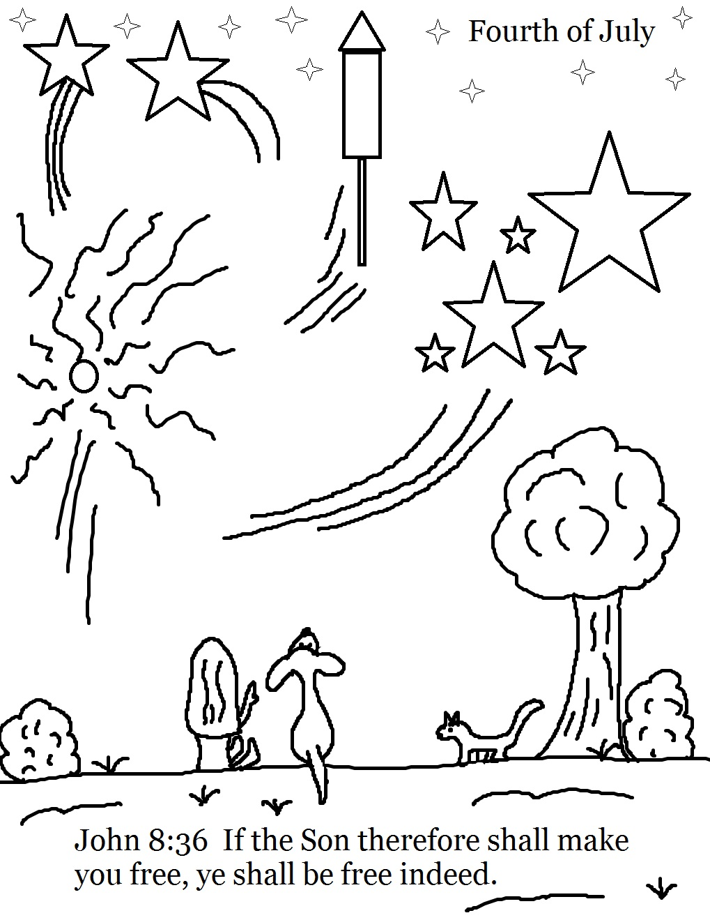 1019x1319 Alert Famous Of July Coloring Pages For Kids Sunday School