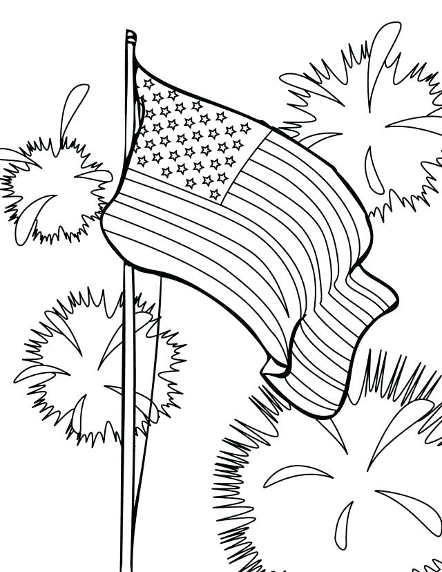 640x828 Free July Coloring Pages Coloring Pages For Fourth