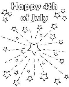 238x300 Ideas Fourth Of July Coloring Pages Gerardduchema On Patriots