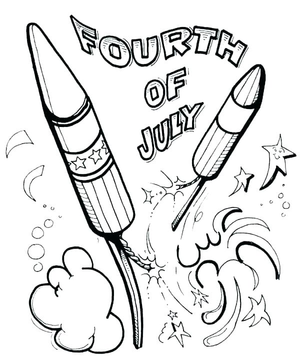 600x722 July Coloring Pages Of Coloring Pages Fourth Of Coloring Pages